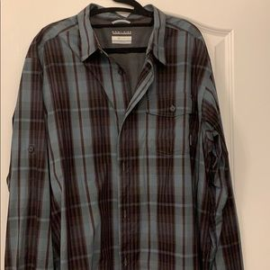 Columbia Omni-Wick Casual Dress Shirt